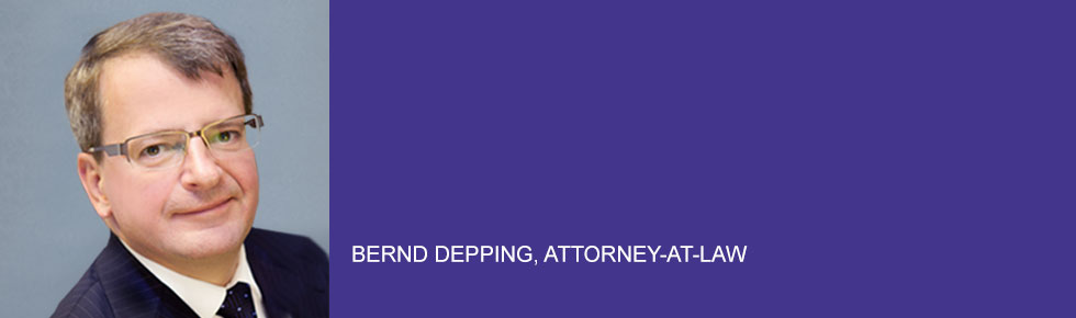 Bernd Depping, attorney-at-law