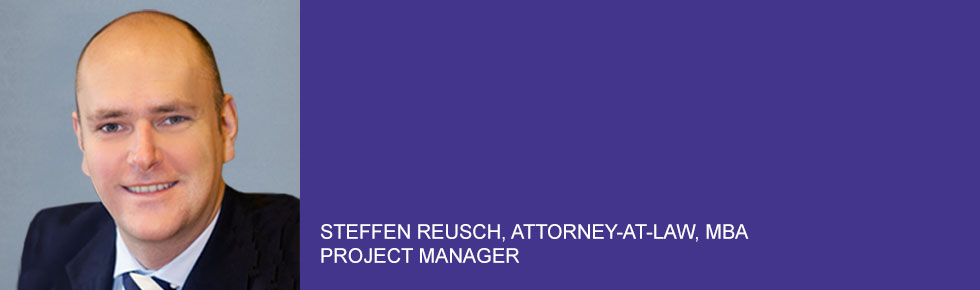 Steffen Reusch, attorney-at-law, MBA