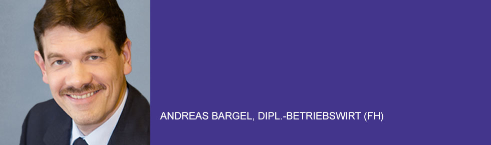 Andreas Bargel, Dipl.-Betriebswirt (FH)