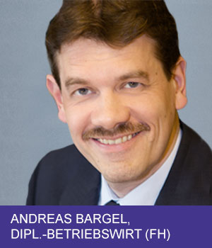 Dipl. Betriebswirt (FH) Andreas Bargel